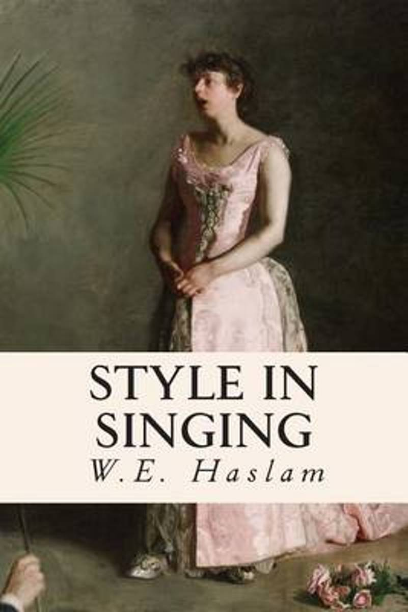 Style in Singing