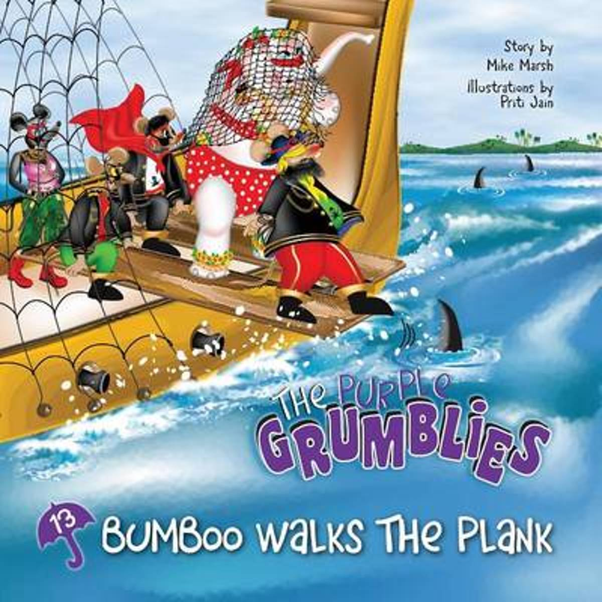 Bumboo Walks the Plank