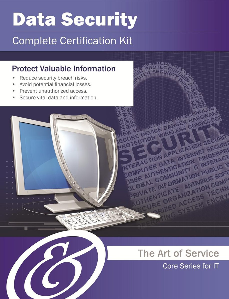 Data Security Complete Certification Kit - Core Series for IT