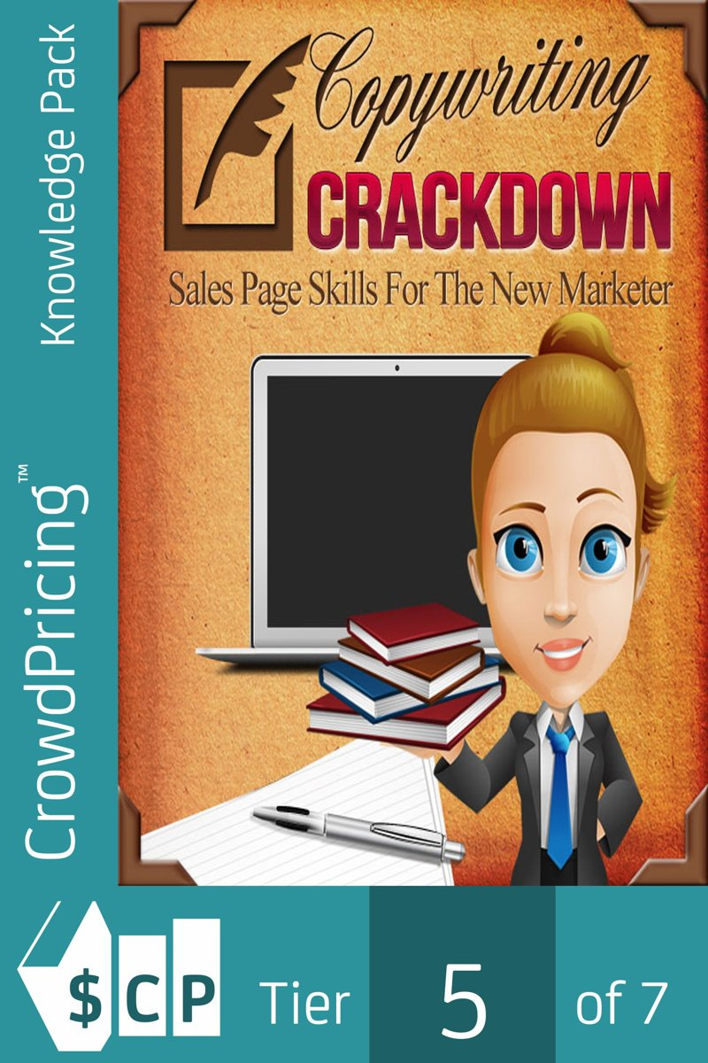 Copywriting Crackdown: Write successful sales copy and grow your business