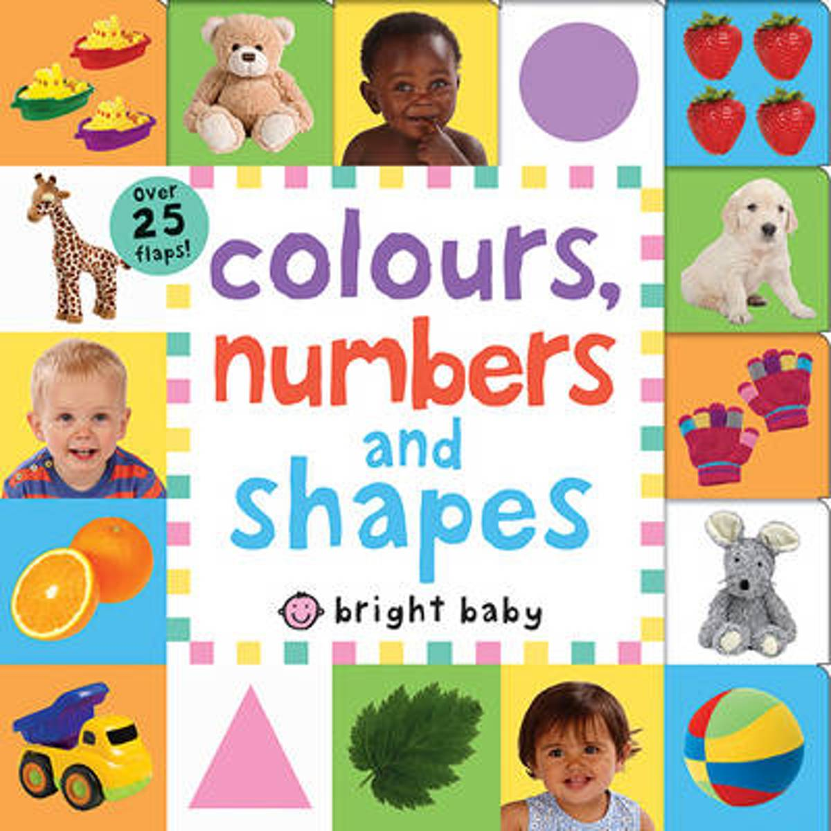 Colours, Numbers and Shapes