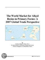 The World Market for Alkyd Resins in Primary Forms