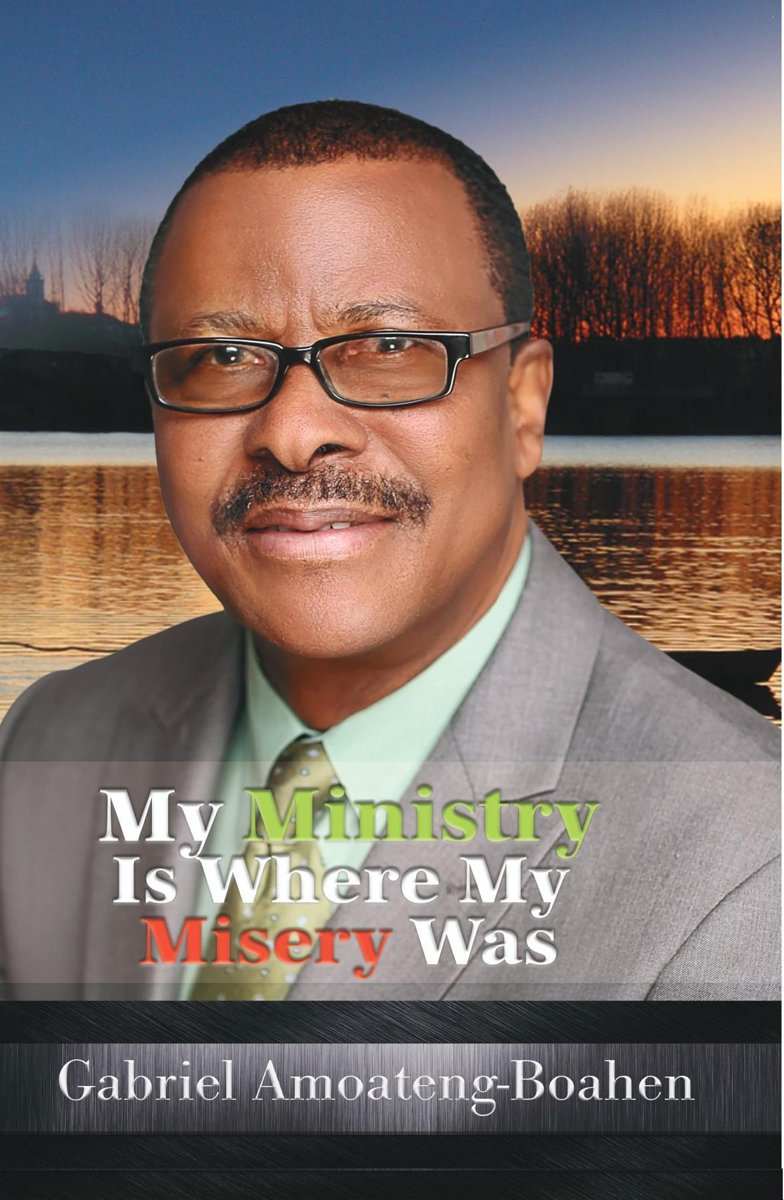 My Ministry Is Where My Misery Was