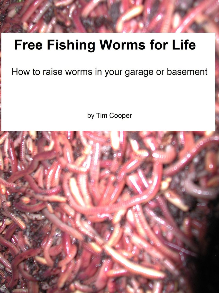 Free Fishing Worms for Life