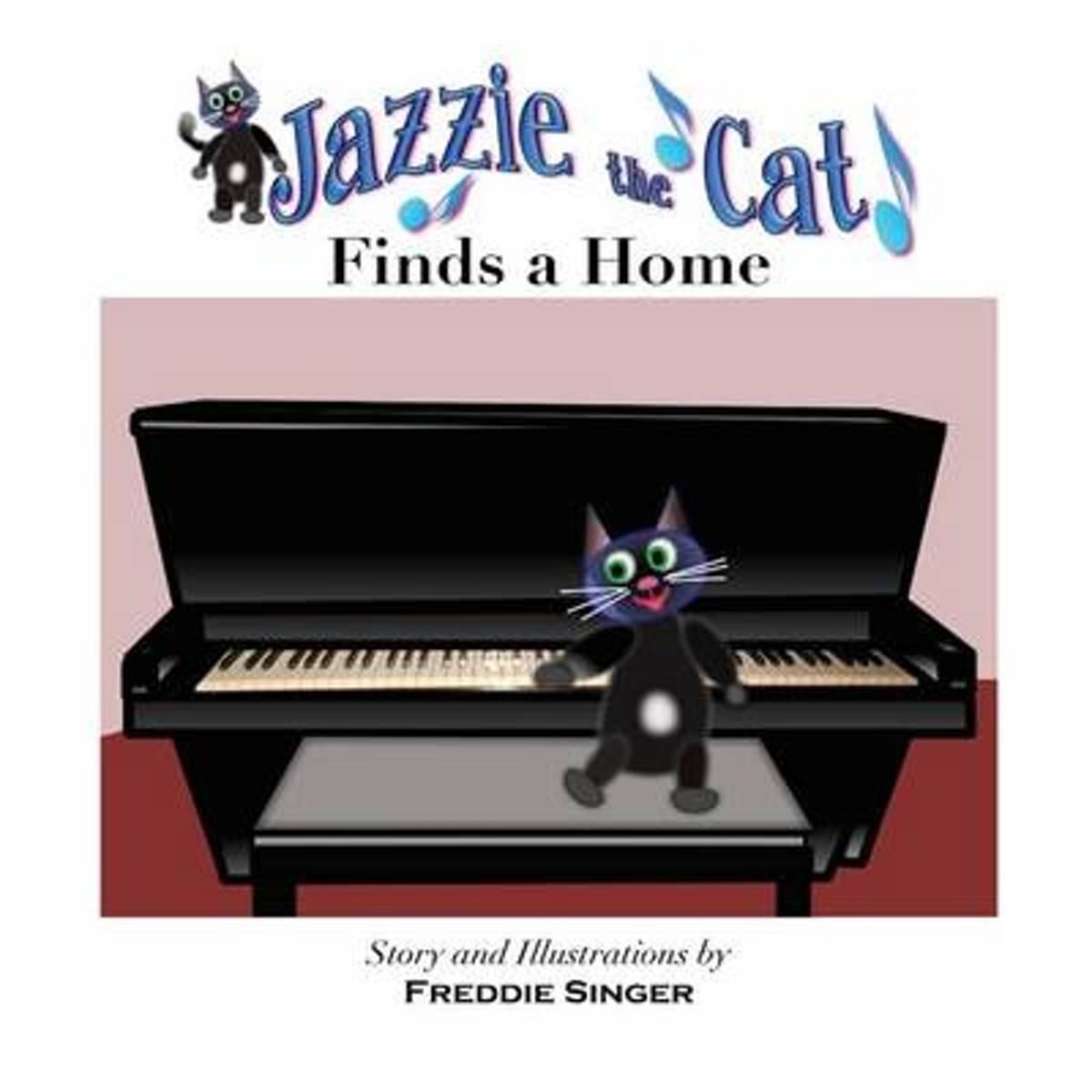 Jazzie the Cat Finds a Home