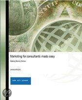 Marketing for Consultants Made Easy