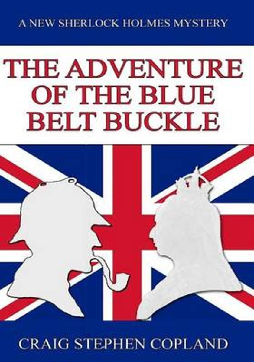 The Adventure of the Blue Belt Buckle - Large Print