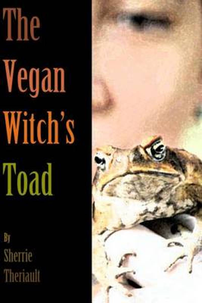 The Vegan Witch's Toad