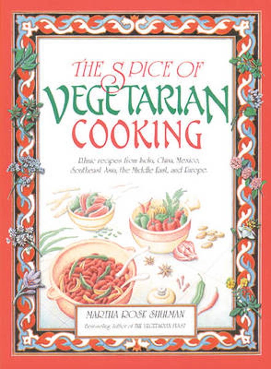 The Spice of Vegetarian Cooking