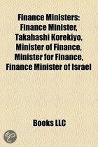 Finance Ministers