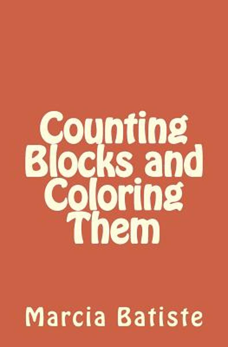 Counting Blocks and Coloring Them