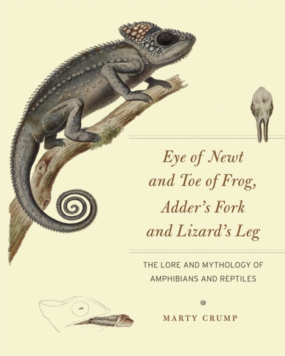 Eye of Newt and Toe of Frog, Adder's Fork and Lizard's Leg