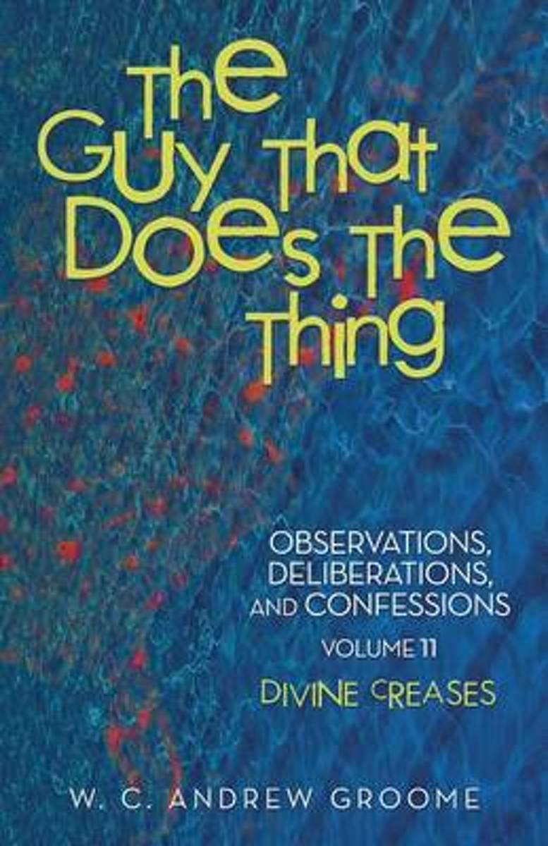 The Guy That Does the Thing-Observations, Deliberations, and Confessions, Volume 11