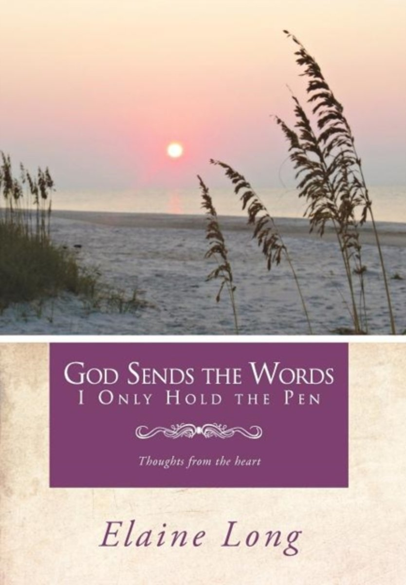 God Sends The Words I Only Hold The Pen