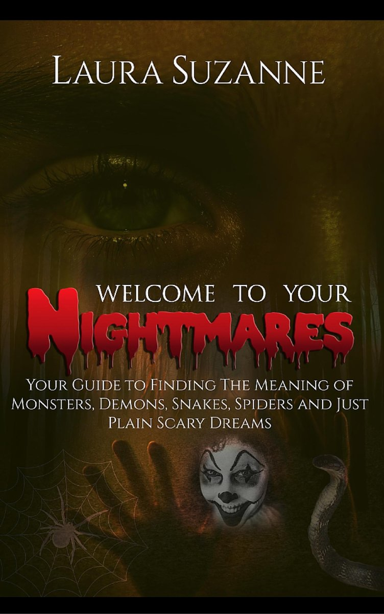 Welcome To Your Nightmares: Your Guide to Finding The Meaning of Monsters, Demons, Snakes, Spiders and Just Plain Scary Dreams