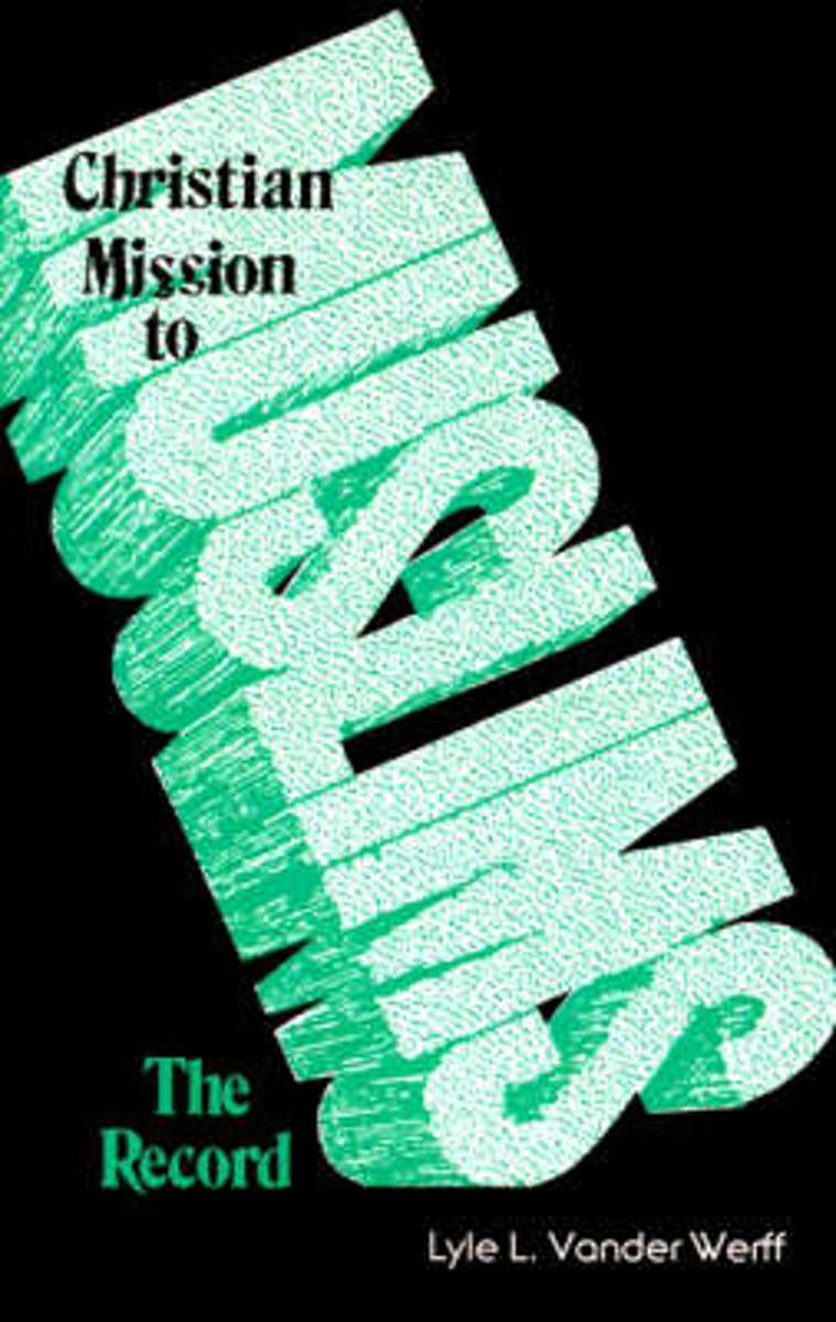 Christian Mission to Muslims