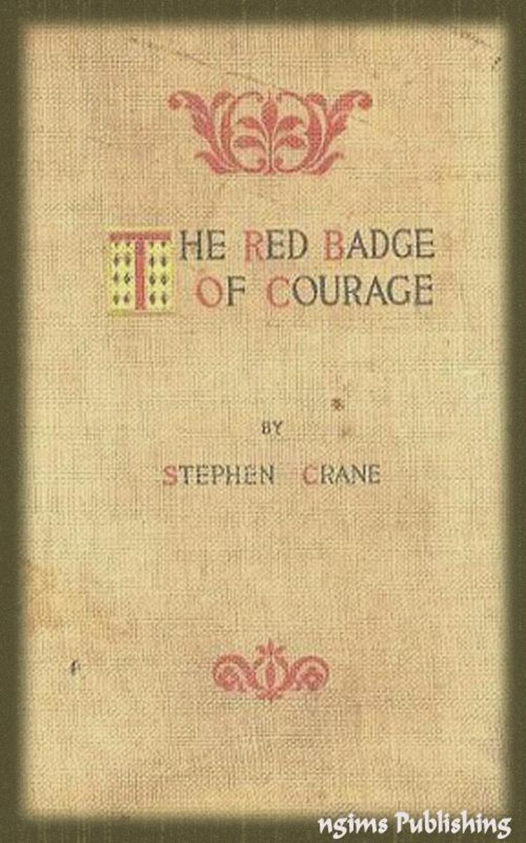 The Red Badge of Courage (Illustrated + Audiobook Download Link + Active TOC)