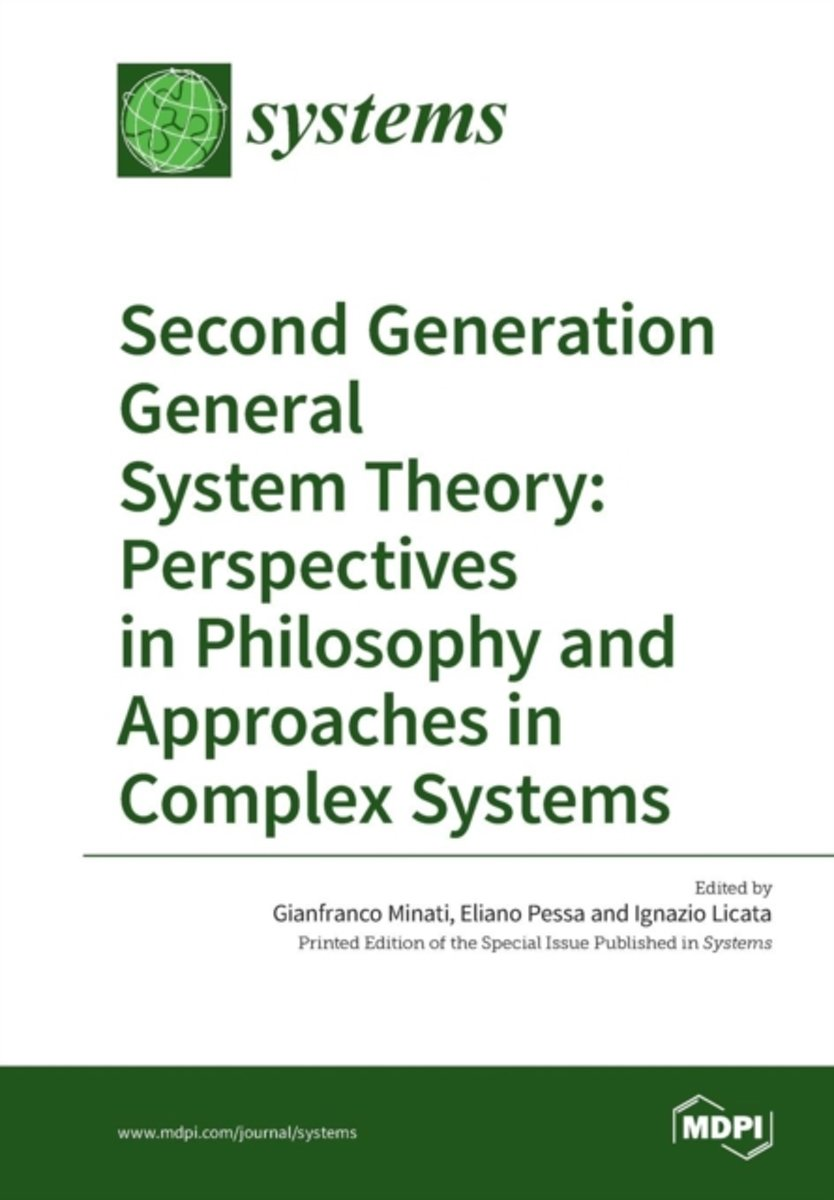 Second Generation General System Theory: