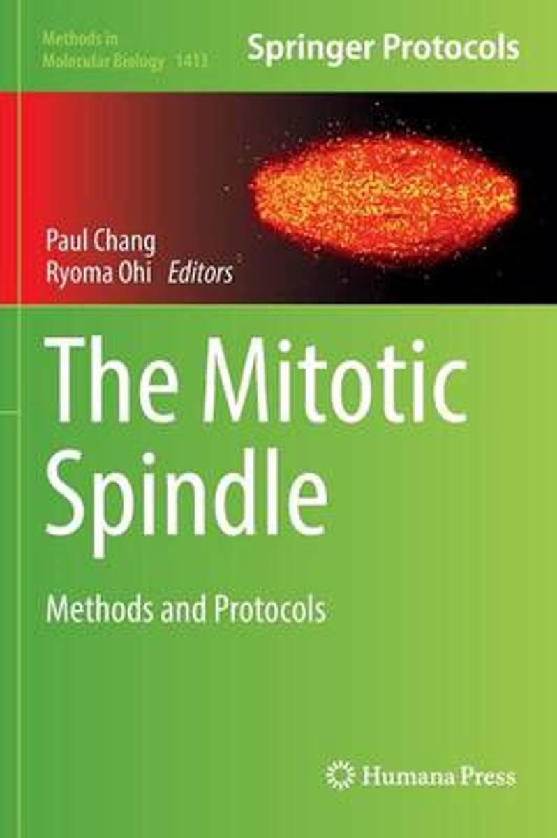 The Mitotic Spindle