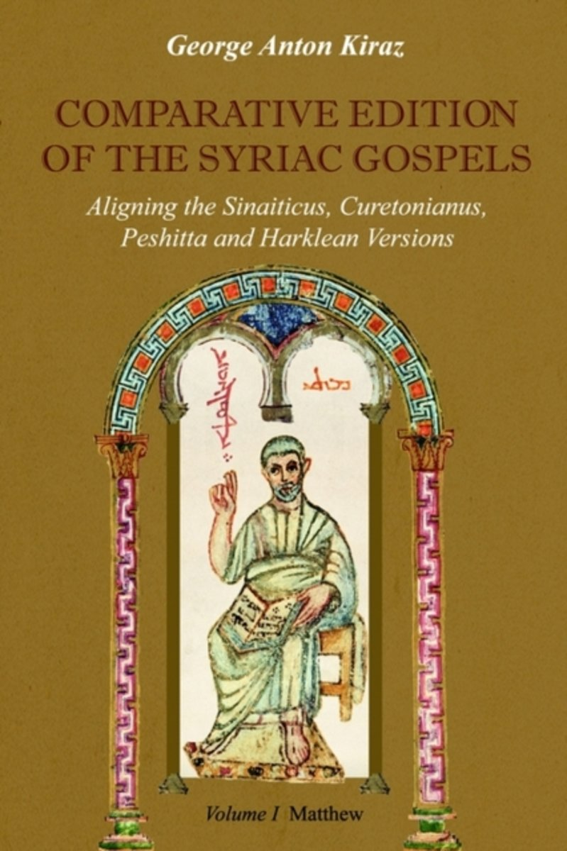 Comparative Edition of the Syriac Gospels