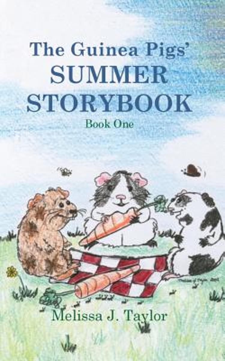 The Guinea Pigs' Summer Storybook
