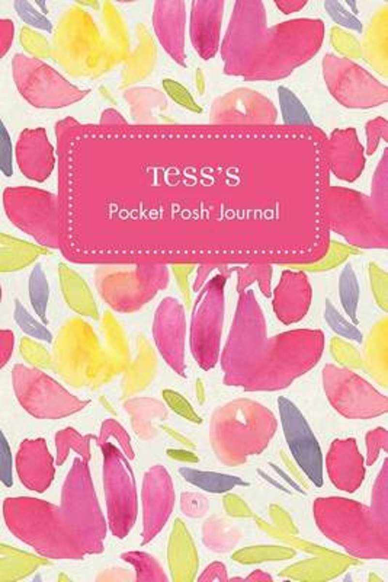 Tess's Pocket Posh Journal, Tulip