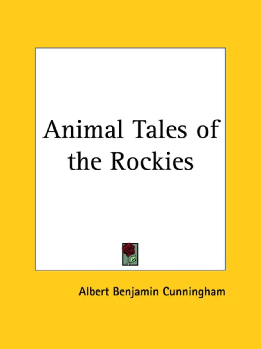 Animal Tales of the Rockies (1925)