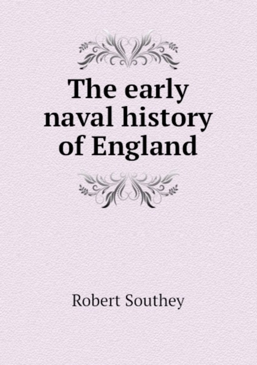 The Early Naval History of England