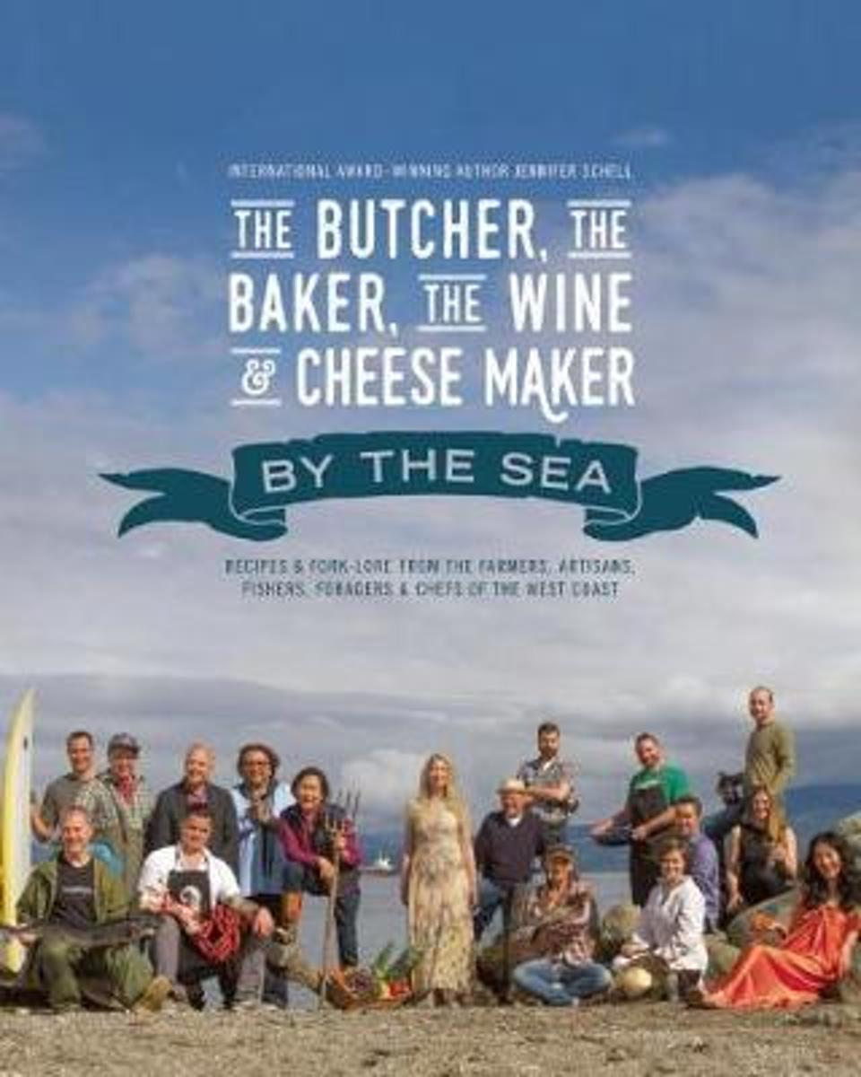 The Butcher, the Baker, the Wine and Cheese Maker by the Sea