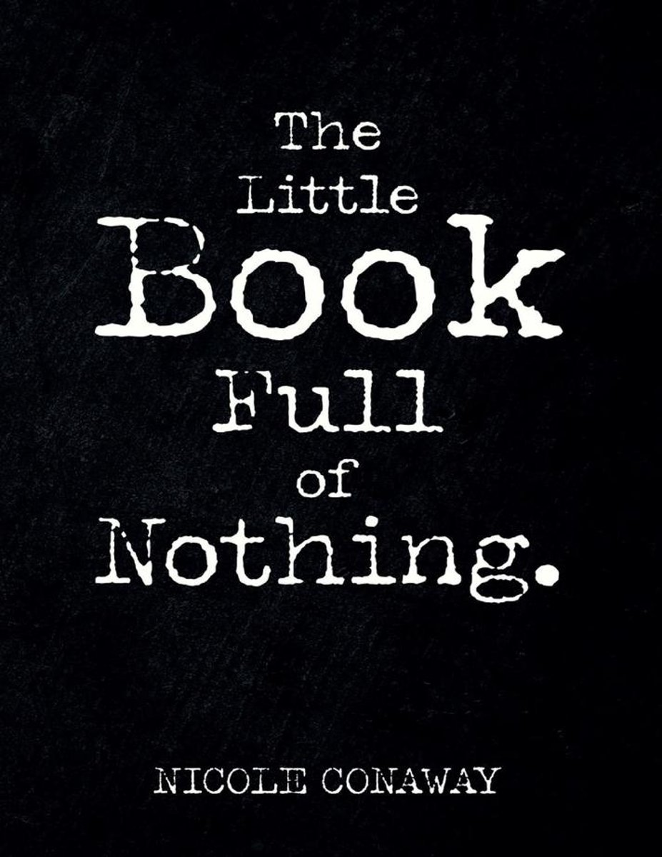 The Little Book Full of Nothing