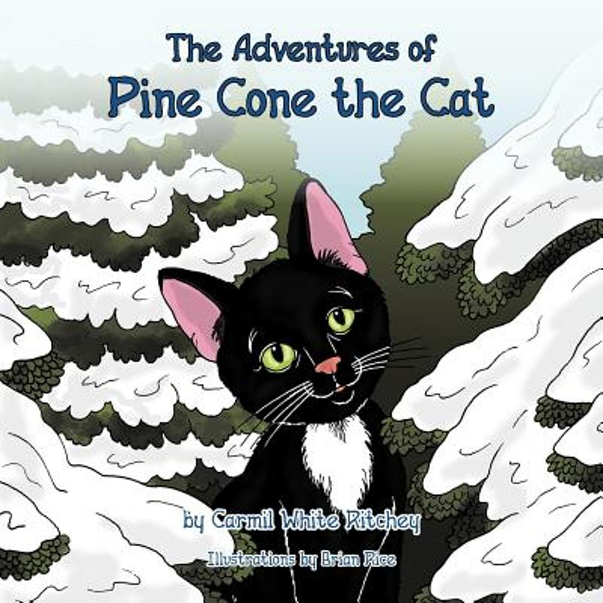 The Adventures of Pine Cone the Cat