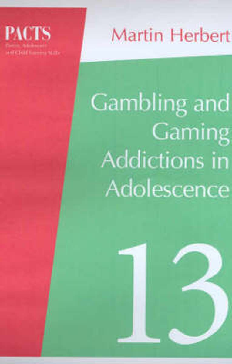 Gambling and Game Addictions in Adolescence