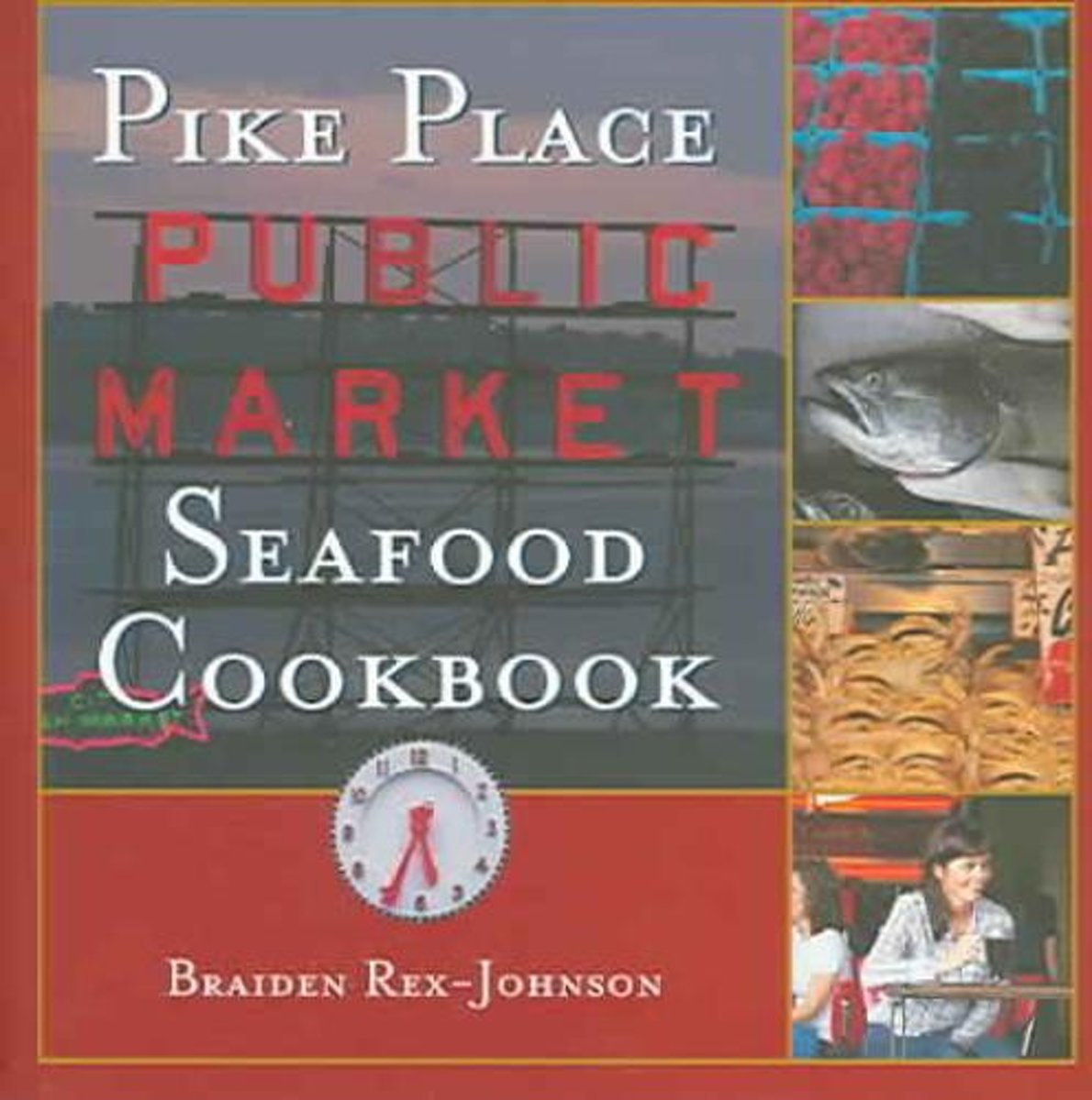 Pike Place Public Market Seafood