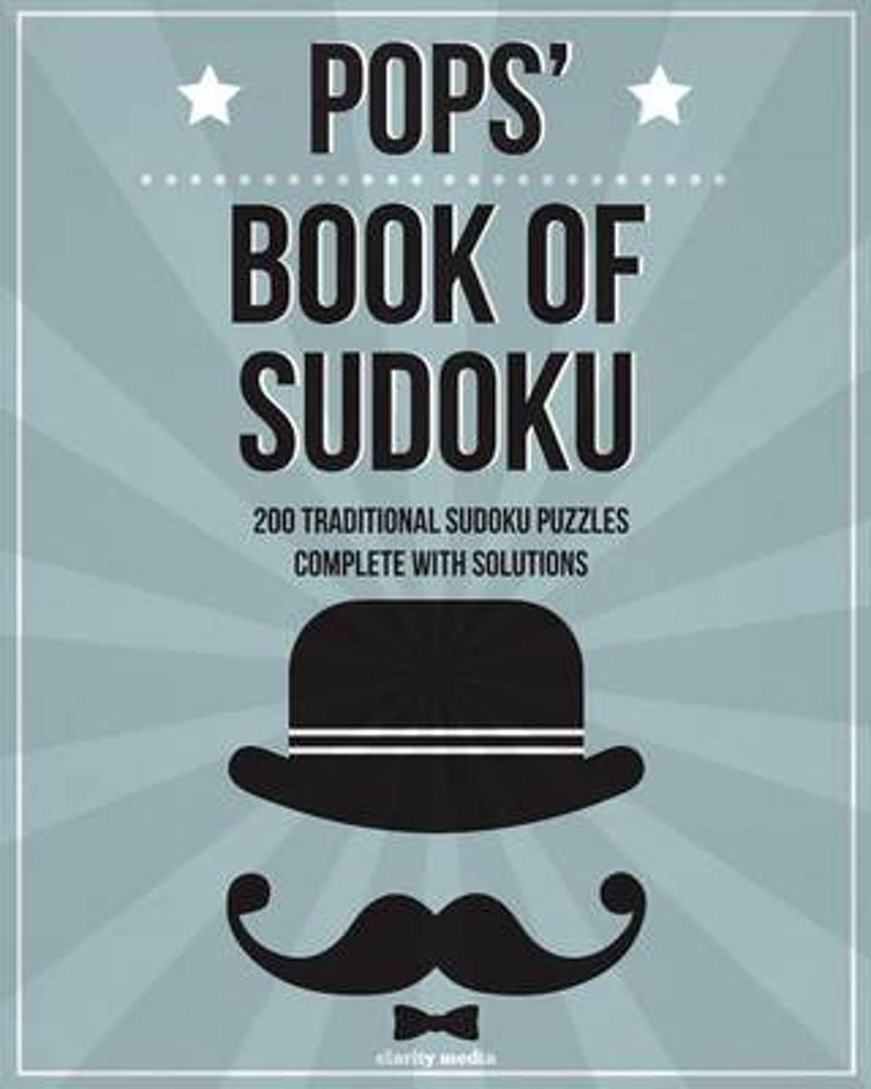 Pops' Book of Sudoku