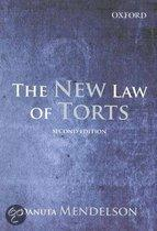 New Law Of Torts