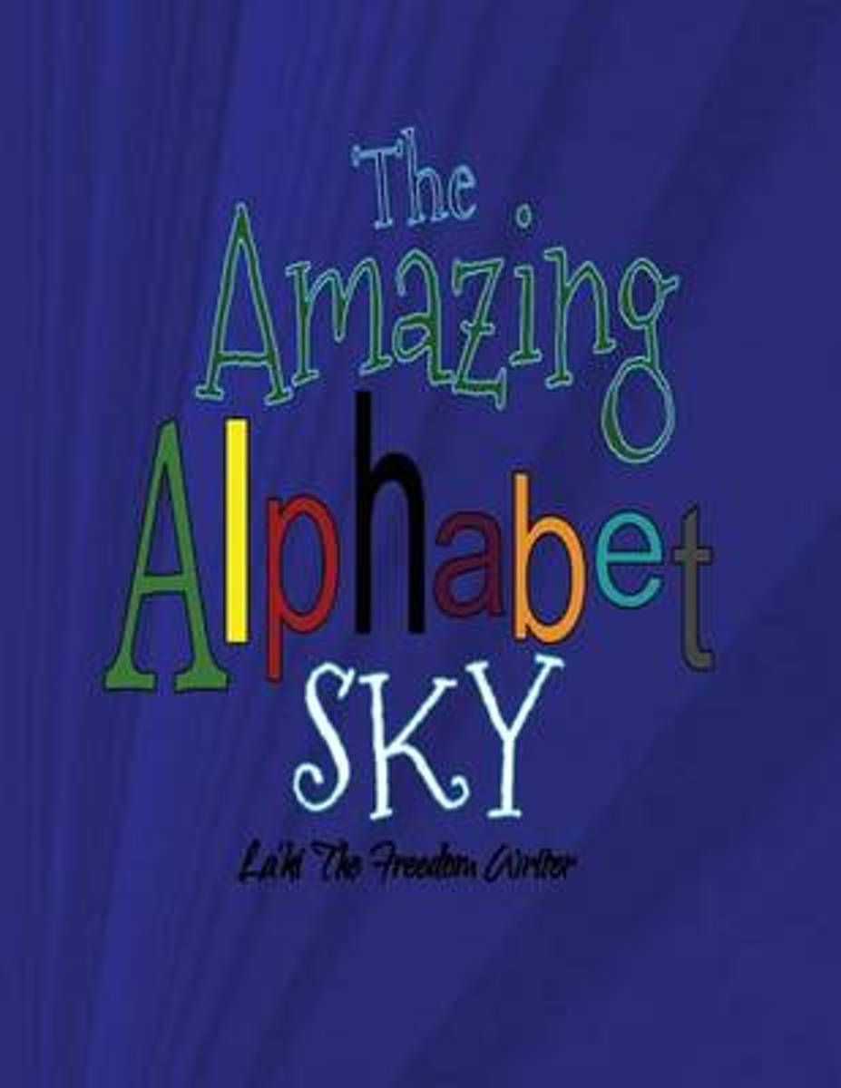 The Amazing Alphabet Sky