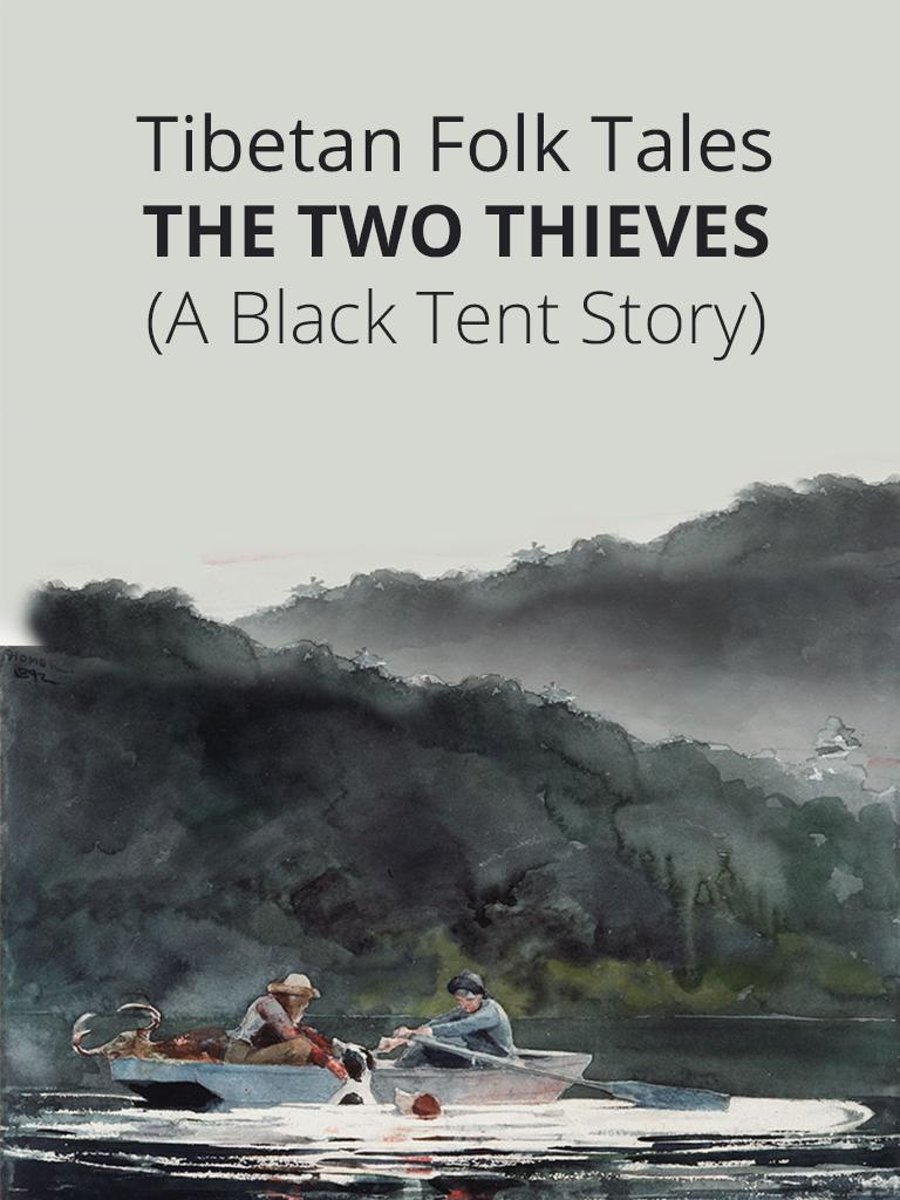 The Two Thieves. (A Black Tent Story)