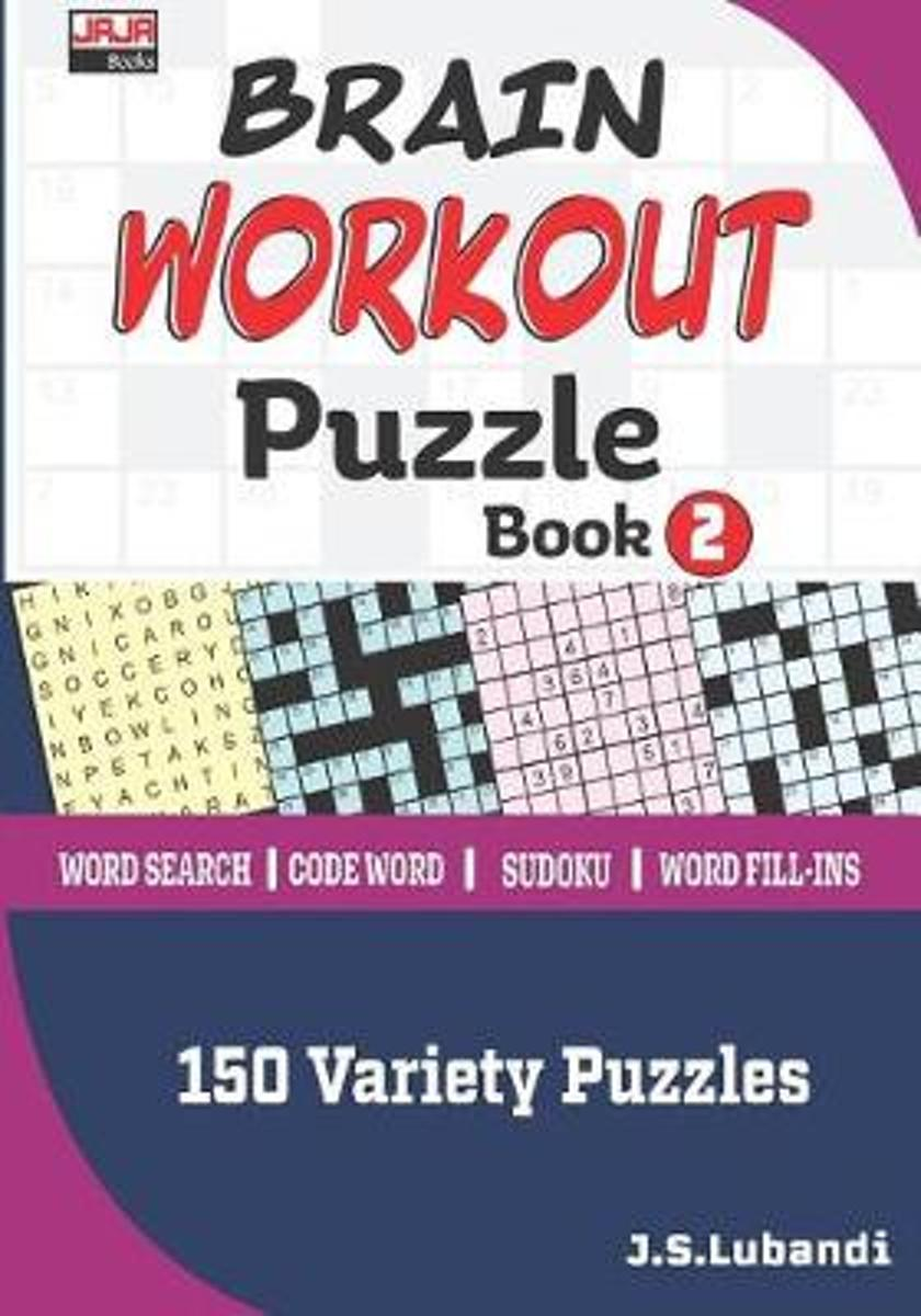 Brain Workout Puzzle Book 2