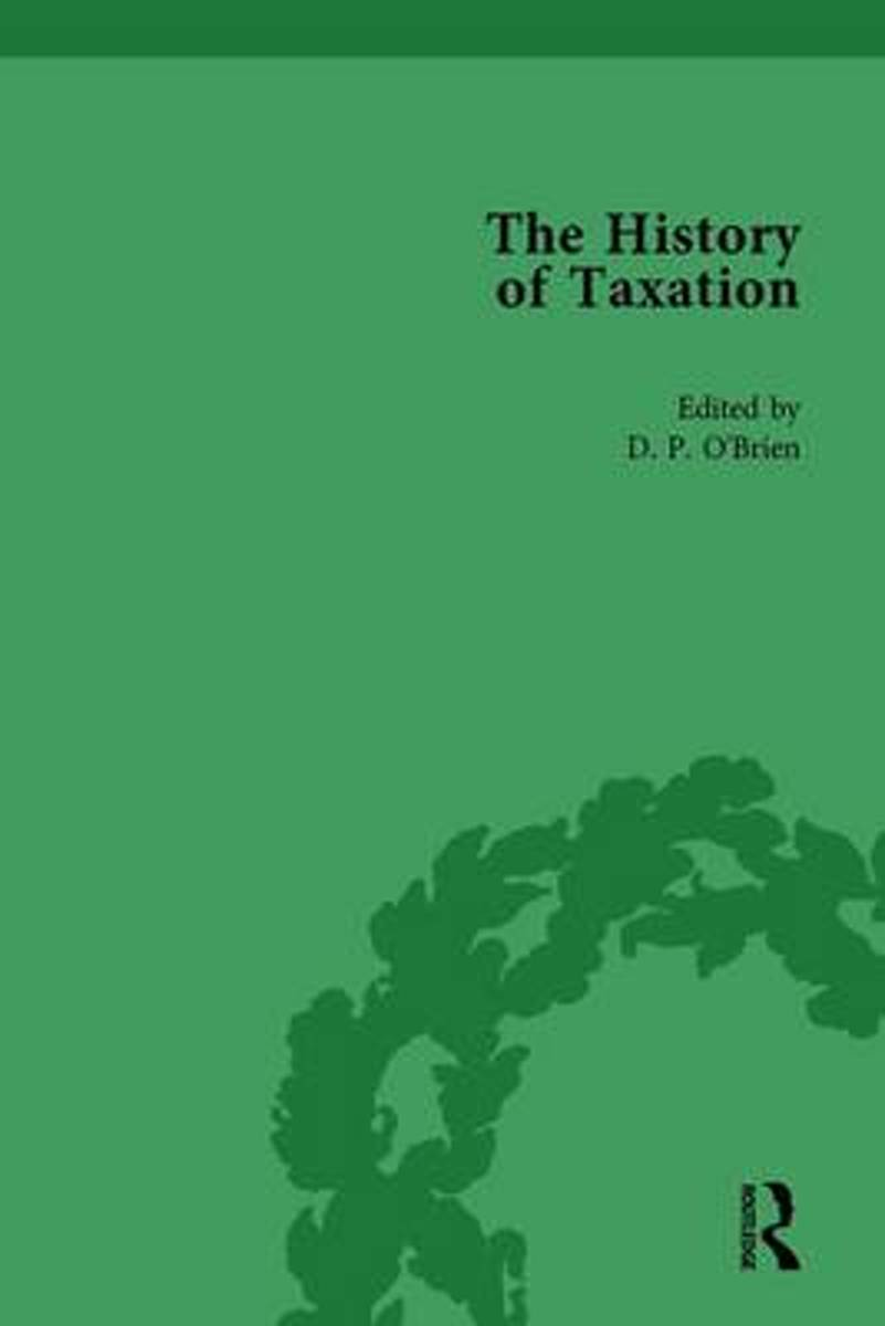 The History of Taxation Vol 7
