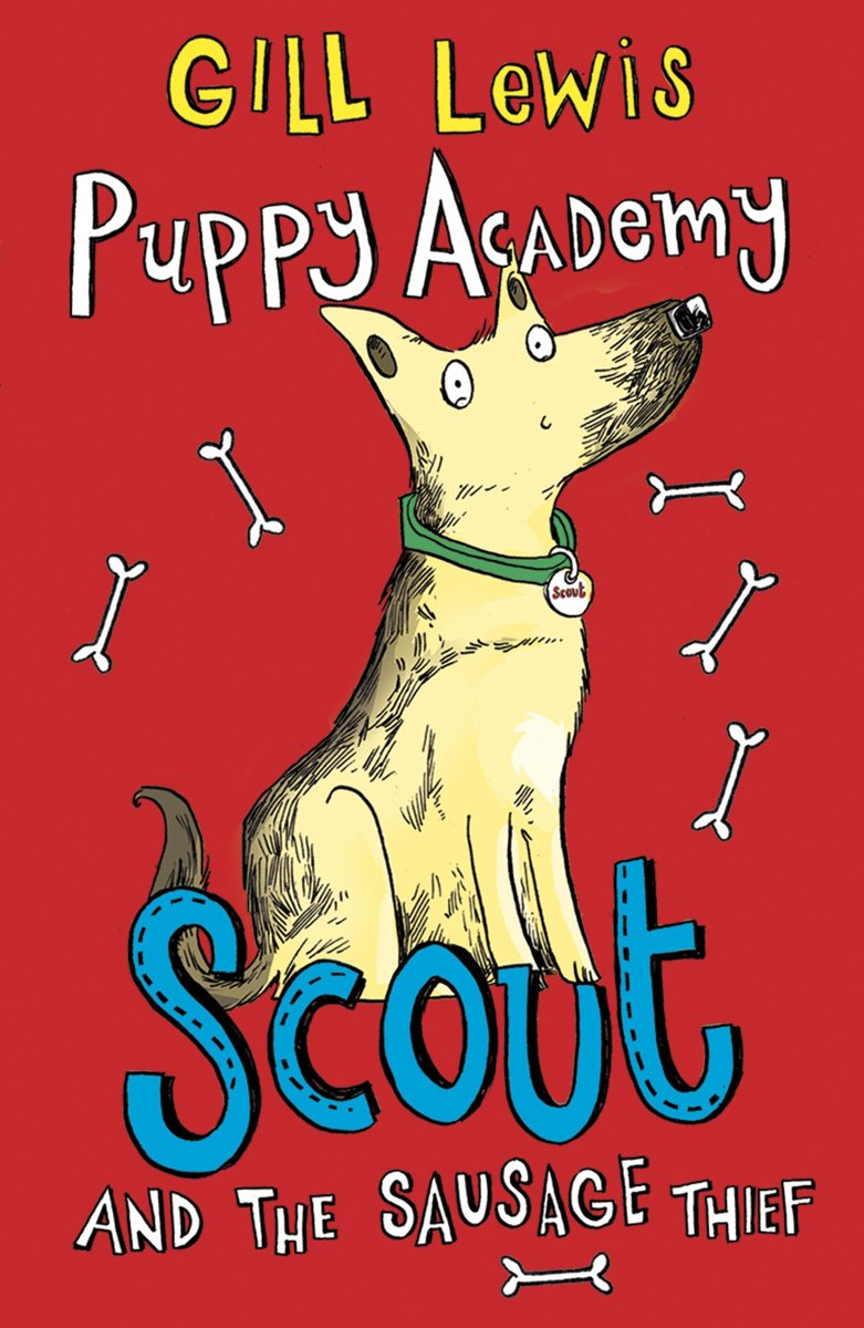 Puppy Academy 1: Scout and the Sausage Thief
