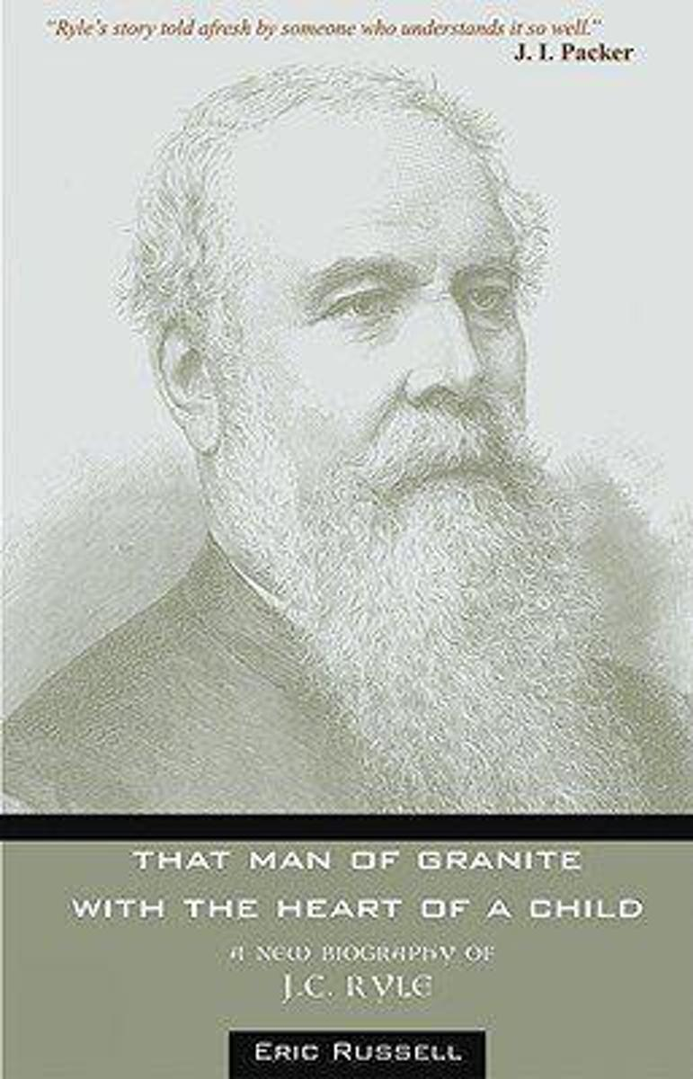 That Man of Granite With the Heart of a Child