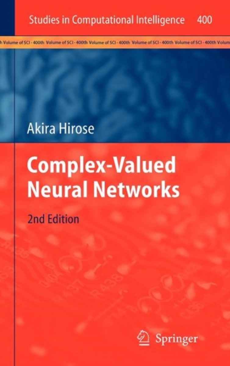 Complex-Valued Neural Networks