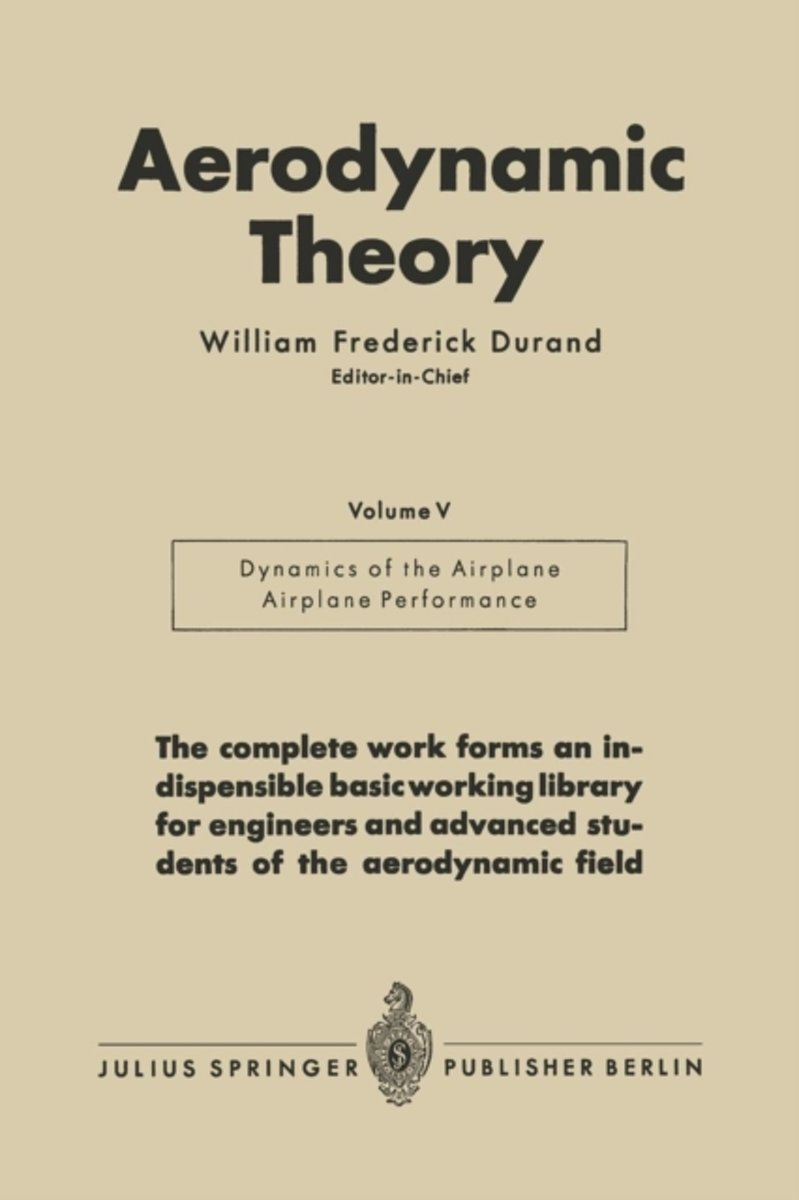 Aerodynamic Theory