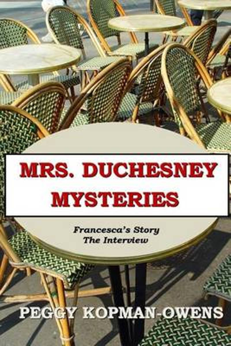 Mrs Duchesney Mysteries Francesca's Story - The Interview