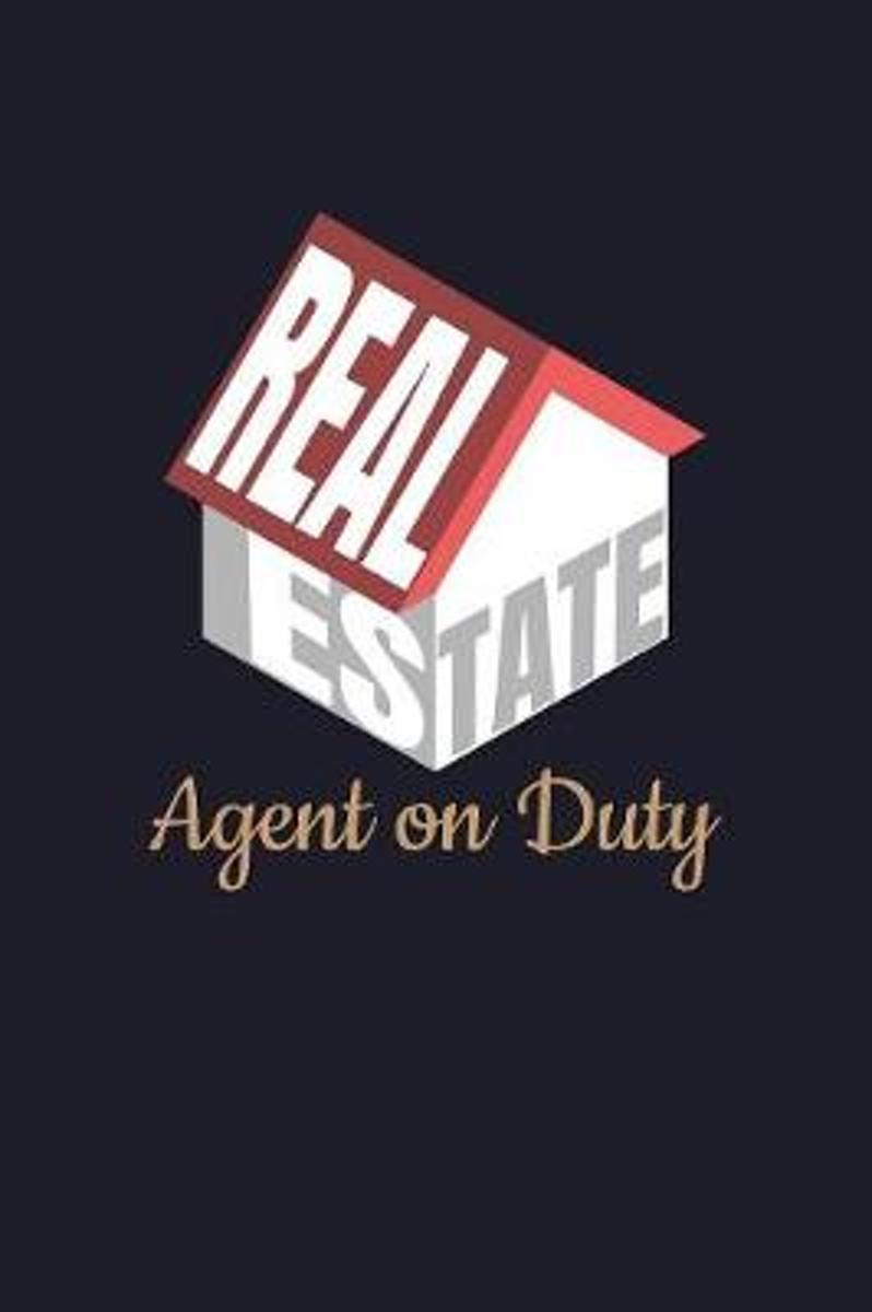 Real Estate Agent On Duty