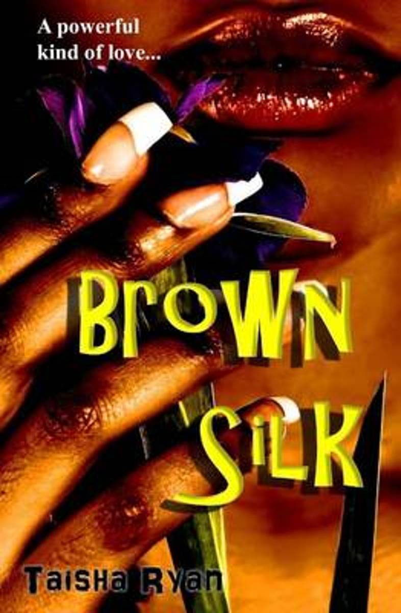 Brown Silk