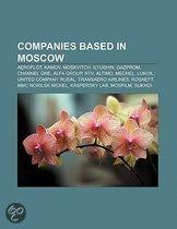 Companies based in Moscow