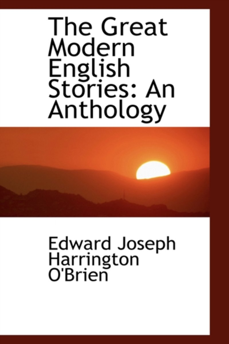 The Great Modern English Stories