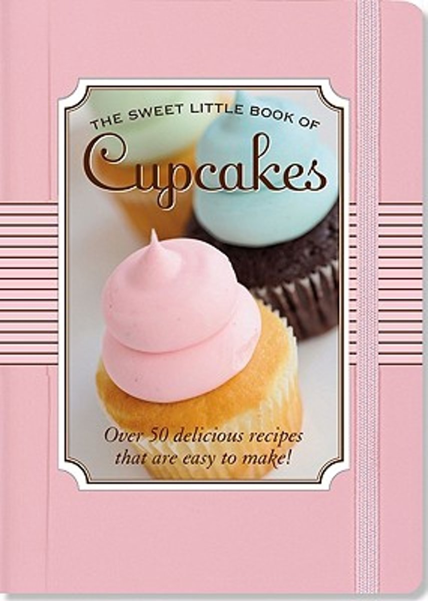 Sweet Little Book of Cupcakes