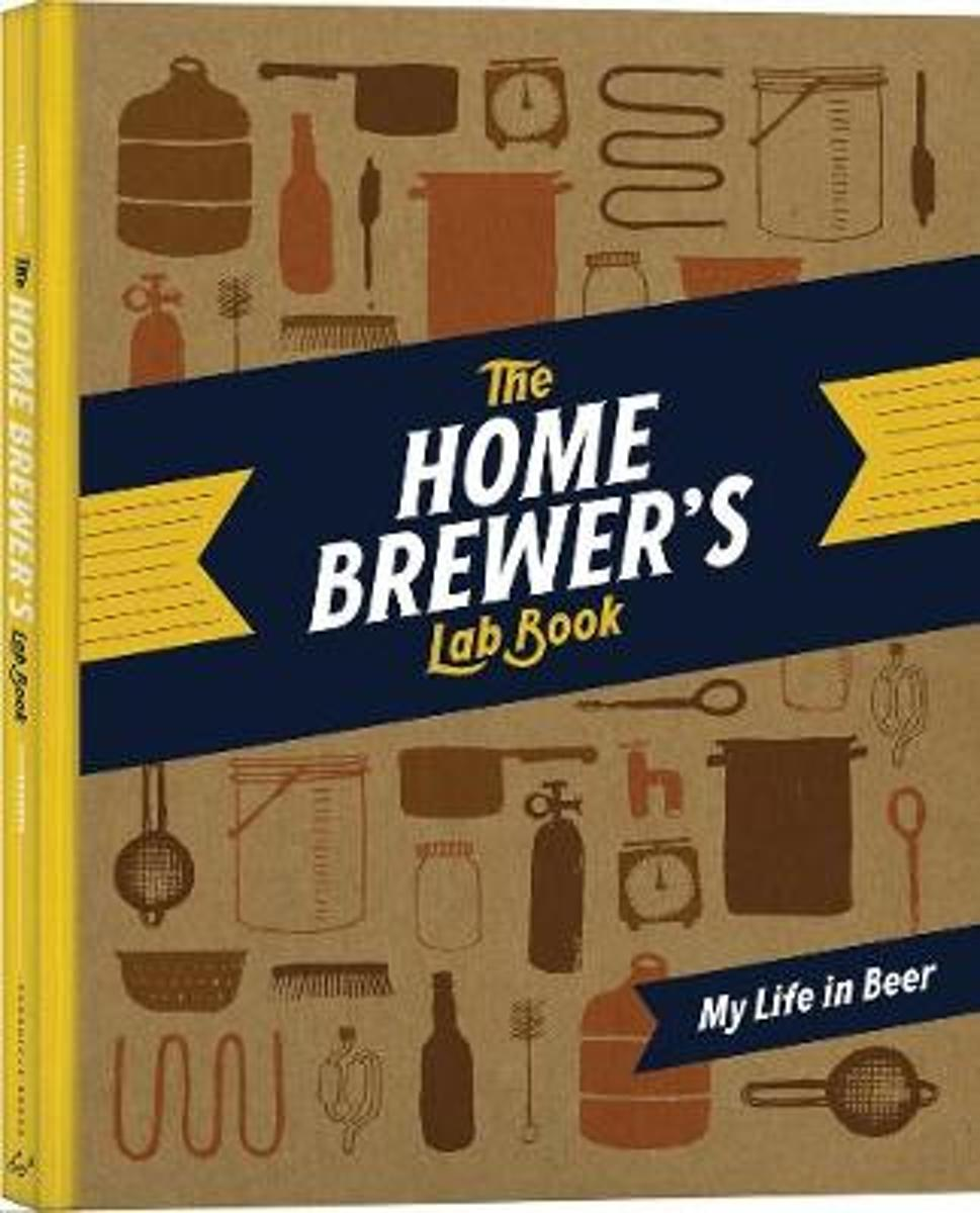 The Home Brewer's Lab Book